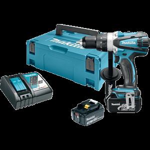 Akumulatorska bušilica – odvijač DDF458RFJ